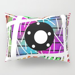 Rainbow 18 Pillow Sham