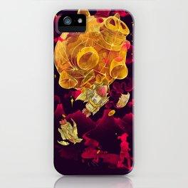Piggy Boom iPhone Case