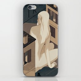 Absence 2nd iPhone Skin