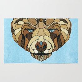 California Bear Rug