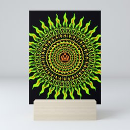 TOUCH Samadhi Solstice Mini Art Print