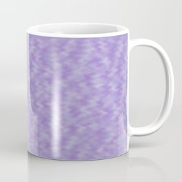 Purple Abstract Coffee Mug