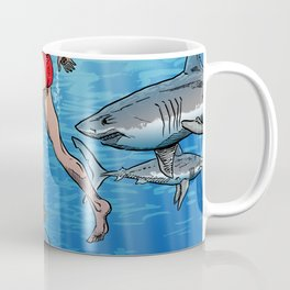 Below The Surface! Coffee Mug