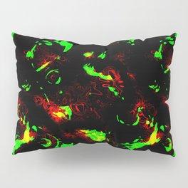 Midnight Glo-fitti Pillow Sham