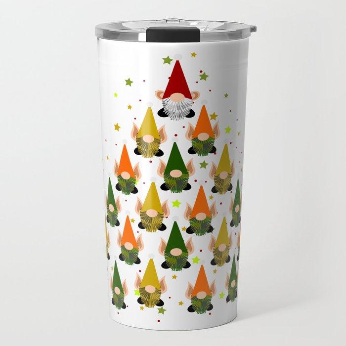 JusthappilingSociety6 Travel By Gnoming Merry Mug Christmas 3ALj54Rq