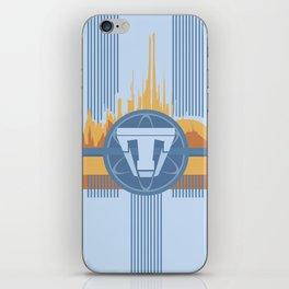 """""""Tomorrowland"""" iPhone Skin"""