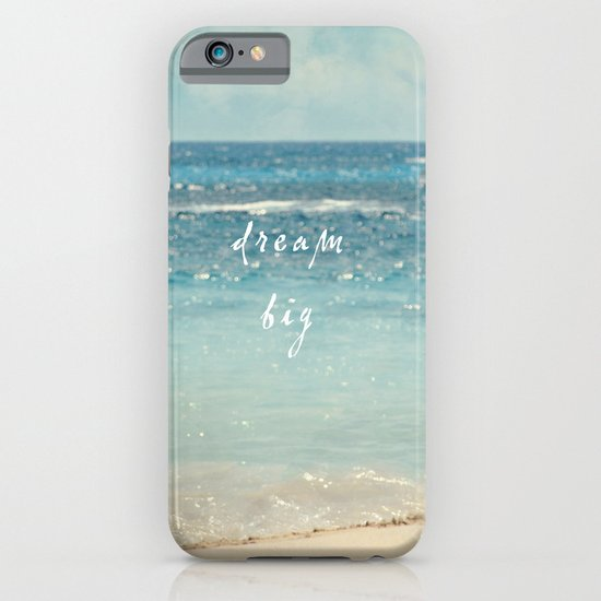 dream big iPhone & iPod Case