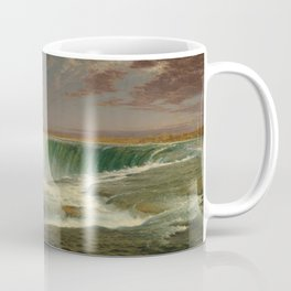 Niagara Falls by Frederic Edwin Church Coffee Mug