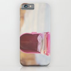 The one good thing about not seeing you is that I can write you letters.  ~Svetlana Alliluyeva iPhone 6s Slim Case