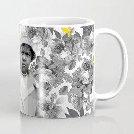 LITTLE GIRLS LIKE ROSES AND ANIMAL CRACKERS NEED NO EXCUSE Coffee Mug
