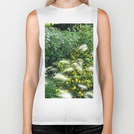 Plant Life 001 Biker Tank