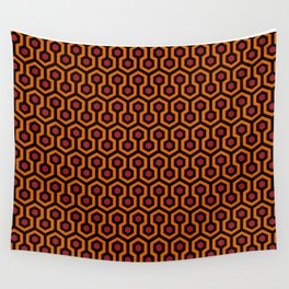 The Shining Carpet Wall Tapestry
