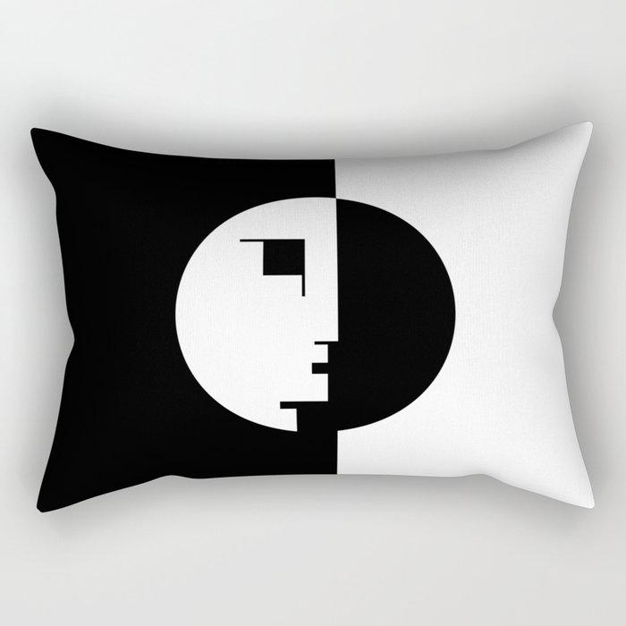 BAUHAUS! Rectangular Pillow