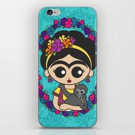 Little Monkey Friend iPhone Skin
