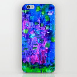 Color Expression 1 iPhone Skin