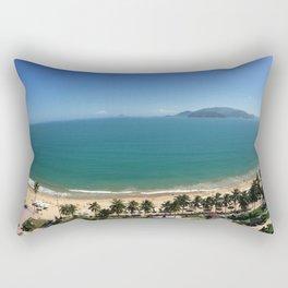 Nha Trang Bay Vietnam Rectangular Pillow