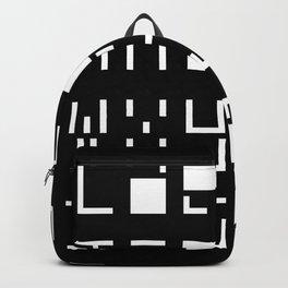 Alphanumerique Backpack