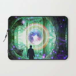 Forest Orb Laptop Sleeve