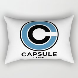 Capsule Corp Rectangular Pillow