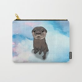 Otter Cuteness Carry-All Pouch