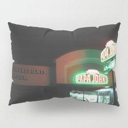Neon Papa Pillow Sham