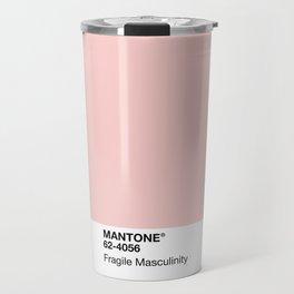 MANTONE® Fragile Masculinity Travel Mug