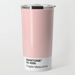 MANTONE® Fragile Masculinity Travel Mug