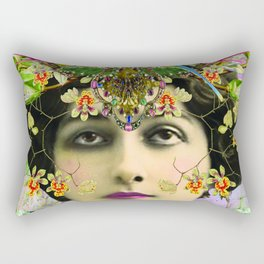 Gypsy Dreaming Rectangular Pillow