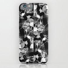 smplmag marble pattern iPhone 6s Slim Case