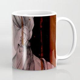 Pearl Earring (Sketched Version) Coffee Mug