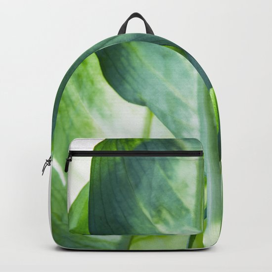 tropic abstract Backpack