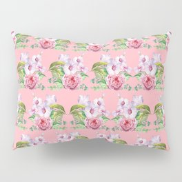 Floral pattern Pillow Sham