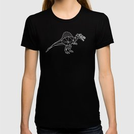 Spinosaurus Dinosaur For Men's Women's Kids T-shirt