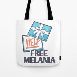 Free Melania Tote Bag