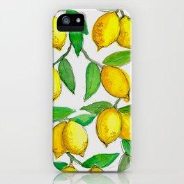 It's The Zest iPhone Case