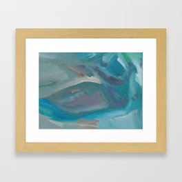 281 - Thee Twicks of Twombly Framed Art Print