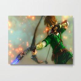 Zelda majora  , Zelda majora  games, Zelda majora  blanket, Zelda majora  duvet cover, Metal Print