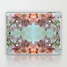 Delicate cherry blossoms Laptop & iPad Skin