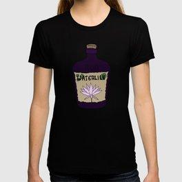 Waterlily Rum (Birth Flower Series: July) T-shirt