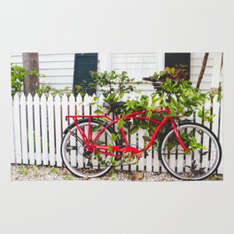 Key West Bike Rug