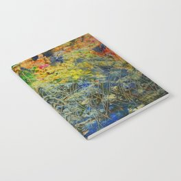 """""""Fall Reeds in Stream"""" Notebook"""
