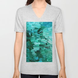 Under the Willow Tree Unisex V-Neck