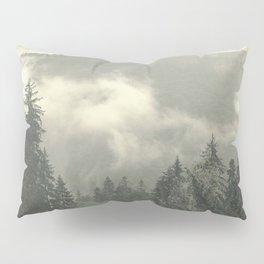 Carpathian Mountains - Transylvanian Alps Pillow Sham
