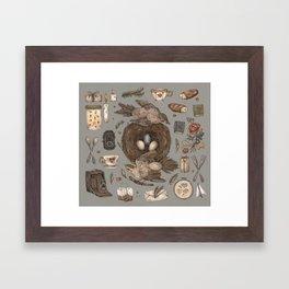 Share Framed Art Print