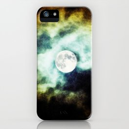 The Darkness Comes iPhone Case