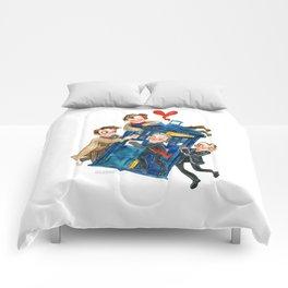 Doctor Who Hug Comforters