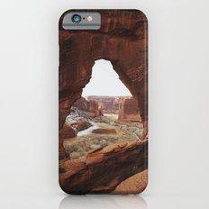 Window Rock iPhone 6s Slim Case