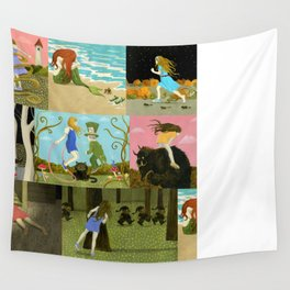 Fairy Tales Wall Tapestry