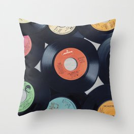 Make it Funky Throw Pillow