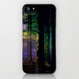 Fairy dust everywhere iPhone Case